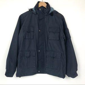 Other - NWT Mens Utility Jacket Sz XS